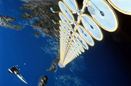 Prototype-solar-energy-satellite-tower