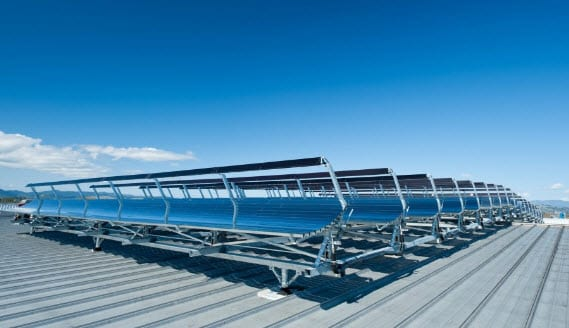 Solar Panel Hybrid System