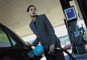 clean vehicles - consumers lose interest when gas prices drop