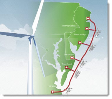 Atlantic Wind Connection moves forward with energy transmission plans