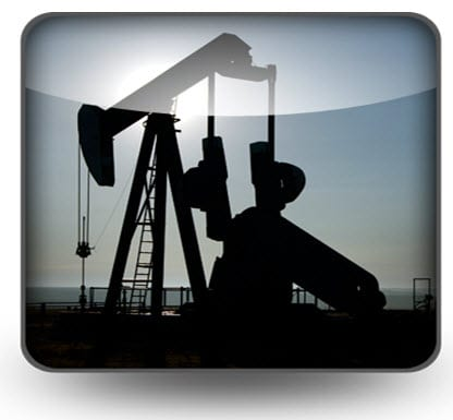 Oil production report