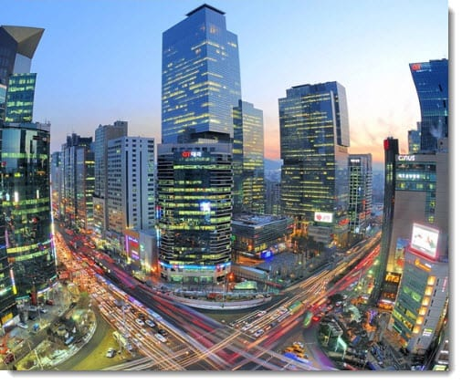 South Korea - Hydrogen Fuel Cell Industry