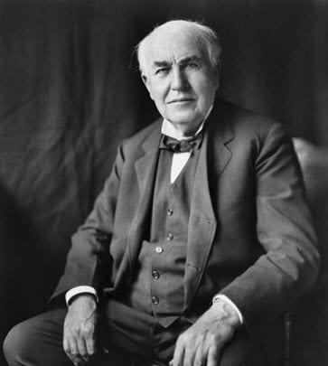 Edison battery