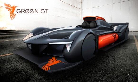 GreenGT H2 racer
