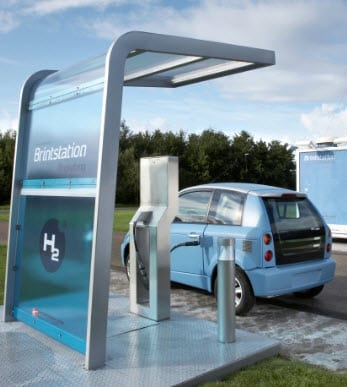 Hydrogen fuel infrastructure grows with the help of H2 Logic
