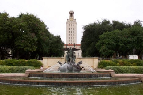 Hybrid technology comes to University of Texas