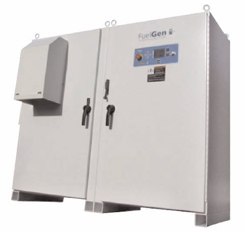 Hydrogen fuel generator system