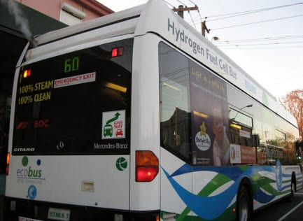 Hawaiian park to introduce hydrogen powered buses