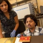 Lithium-ion batteries from Rice University can be painted on nearly any surface