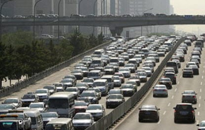 China Alternative Fuel Plan