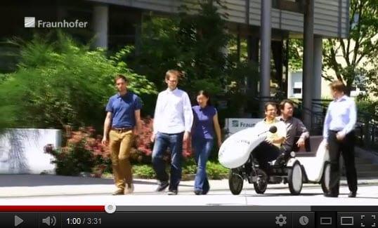 Hydrogenia: The hydrogen powered rickshaw