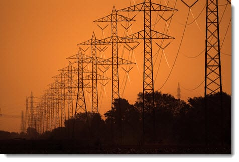 Energy grid becoming a major concern for many countries