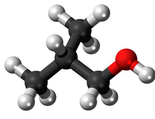 Isobutanol - Image from Wikipedia