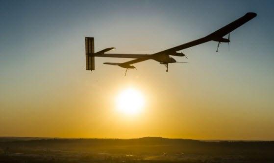 Solar Impulse tests solar-powered aircraft