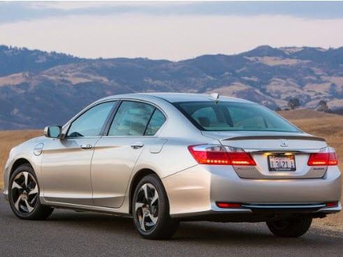 Honda unveils 2014 Accord hybrid