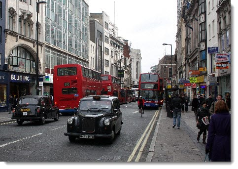 UK announces new initiative to promote clean transportation