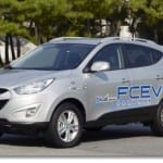 Hyundai chosen to demonstrate capabilities of hydrogen fuel