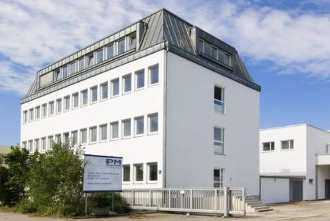Proton Motor Building - Fuel Cell Company
