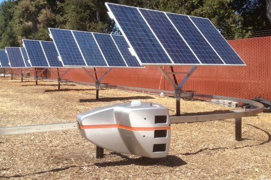 QBotix solar robots to launch in California next month