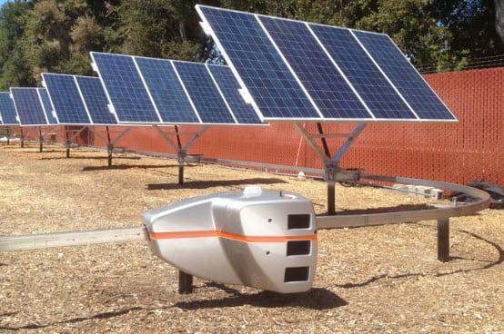 QBotix solar robots