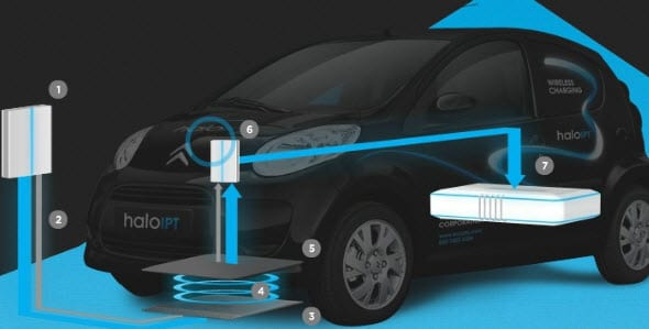 Wireless energy could make electric vehicles less cumbersome