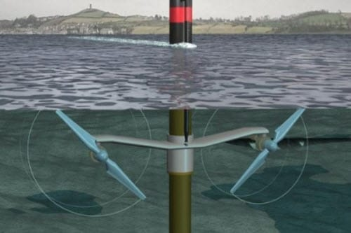 SeaGen system shows the potential of marine energy