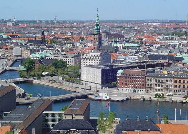Denmark solar Energy