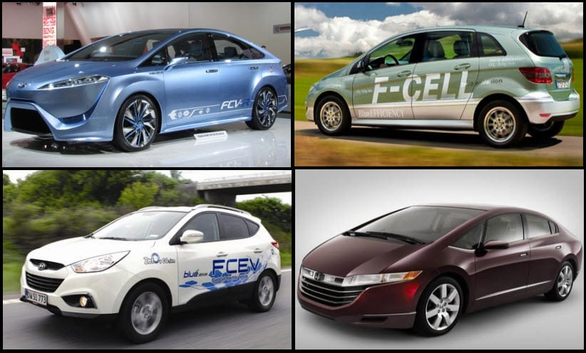 Fuel Cell Electric Vehicle Drive 'n' Ride kicks off