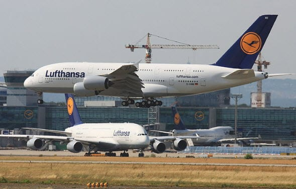 Lufthansa sets sights on biofuel