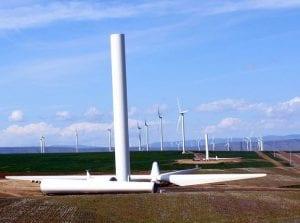 Wind Energy - Turbine construction