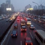 China sets sights on electric vehicles to combat air pollution