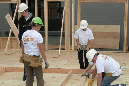 Habitat for Humanity embraces solar energy