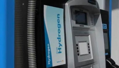 Turkey inaugurates first hydrogen fuel station