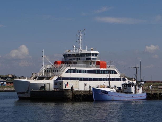 Hydrogen fuel ferry declared a success in the UK