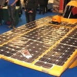 Solar energy vehicle makes progress at Stanford University