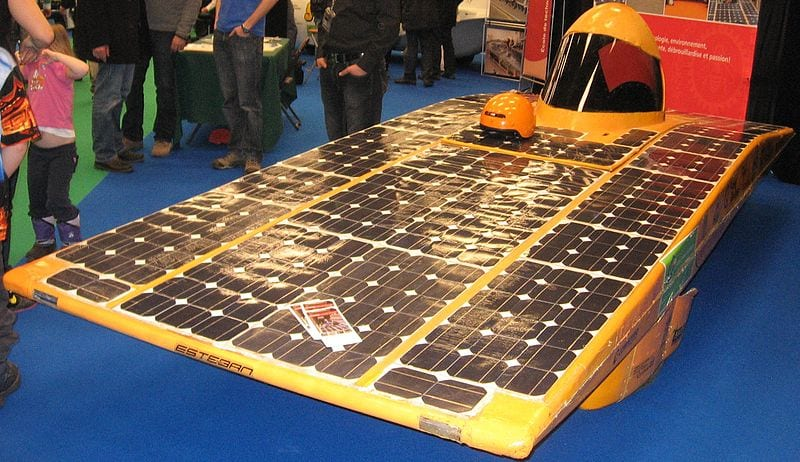 Solar Energy Vehicle