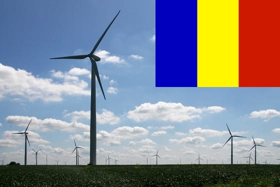 Wind Farm Romania