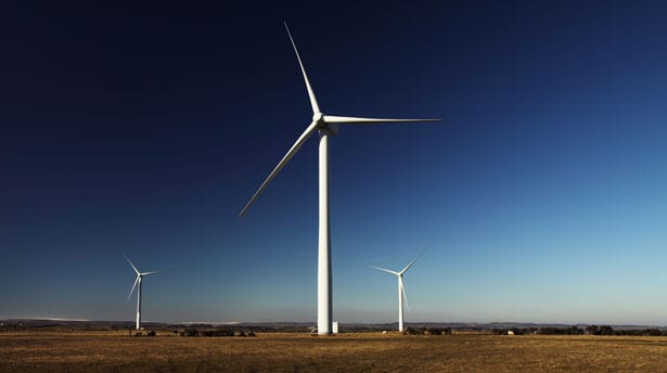 Wind energy outpacing natural gas in the US