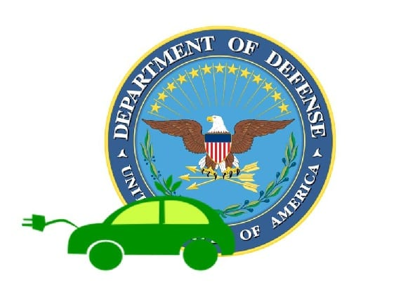 Department of Defense launched new electric vehicle program