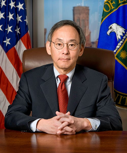 Alternative energy news: Steven Chu steps down as Secretary of the Department of Energy