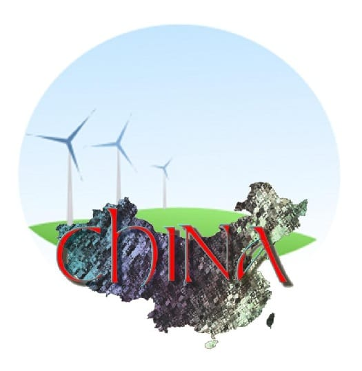 China wind energy