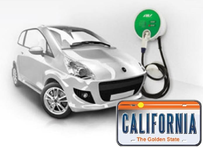 Electric vehicles gain more support in California