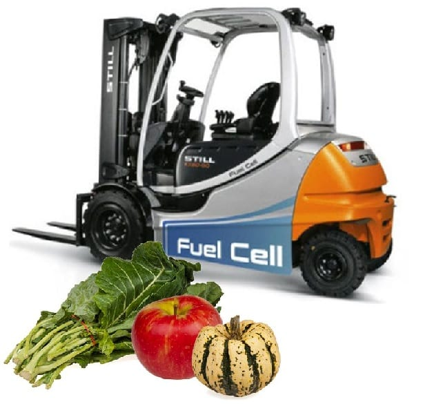 Hydrogen fuel embraced by United Natural Foods