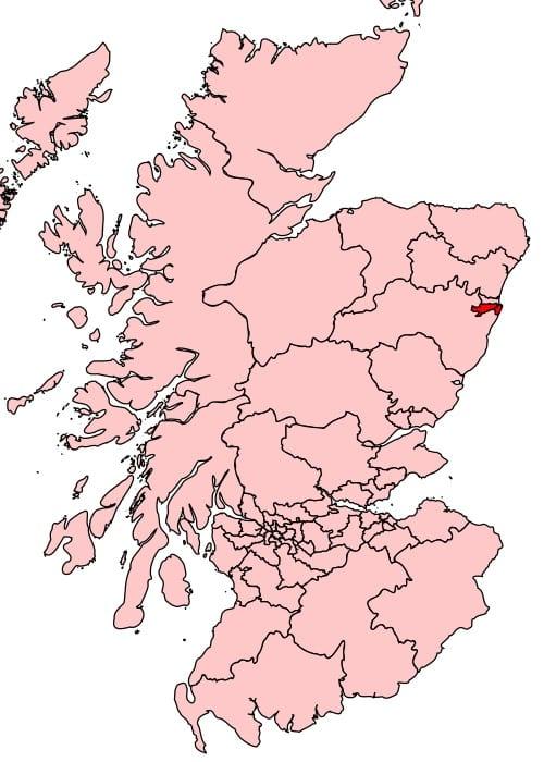 Aberdeen, Scotland - Hydrogen Fuel