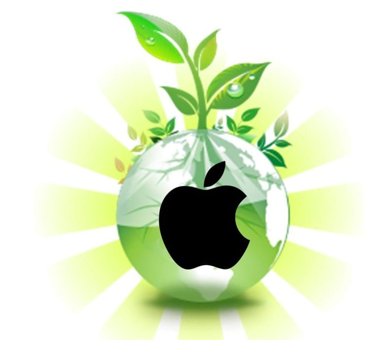 Apple wins big with renewable energy