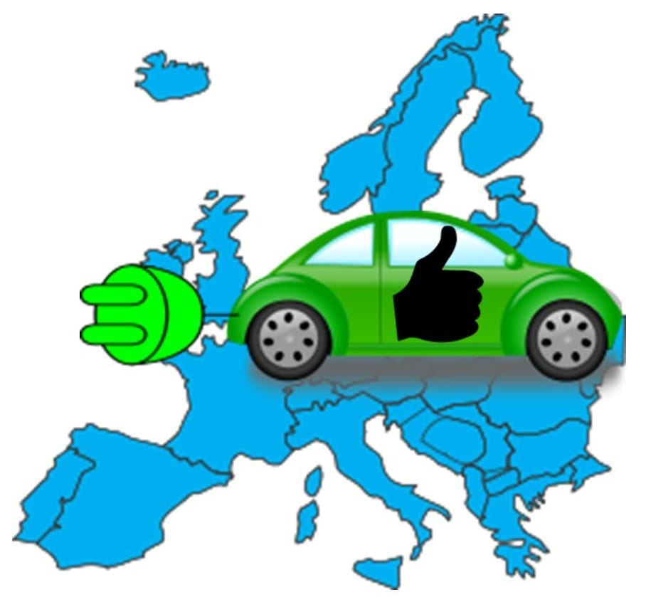 Benefits of electric vehicles touted in Europe