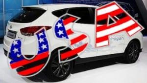 Hyundai Hydrogen Fuel Vehicles US
