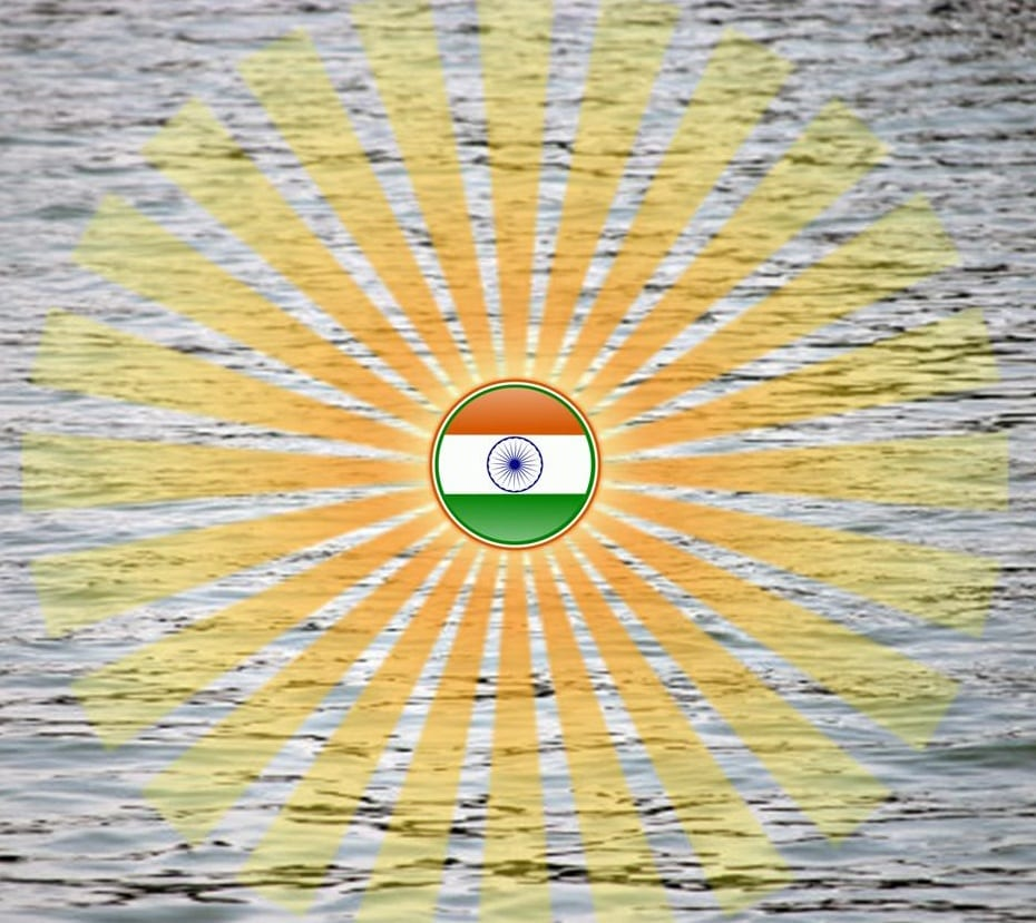 Solar energy helps save water in India
