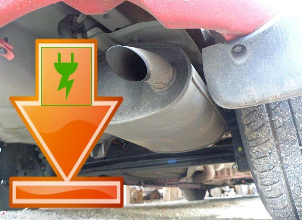 U.S. Electric Vehicles Decline in Emissions