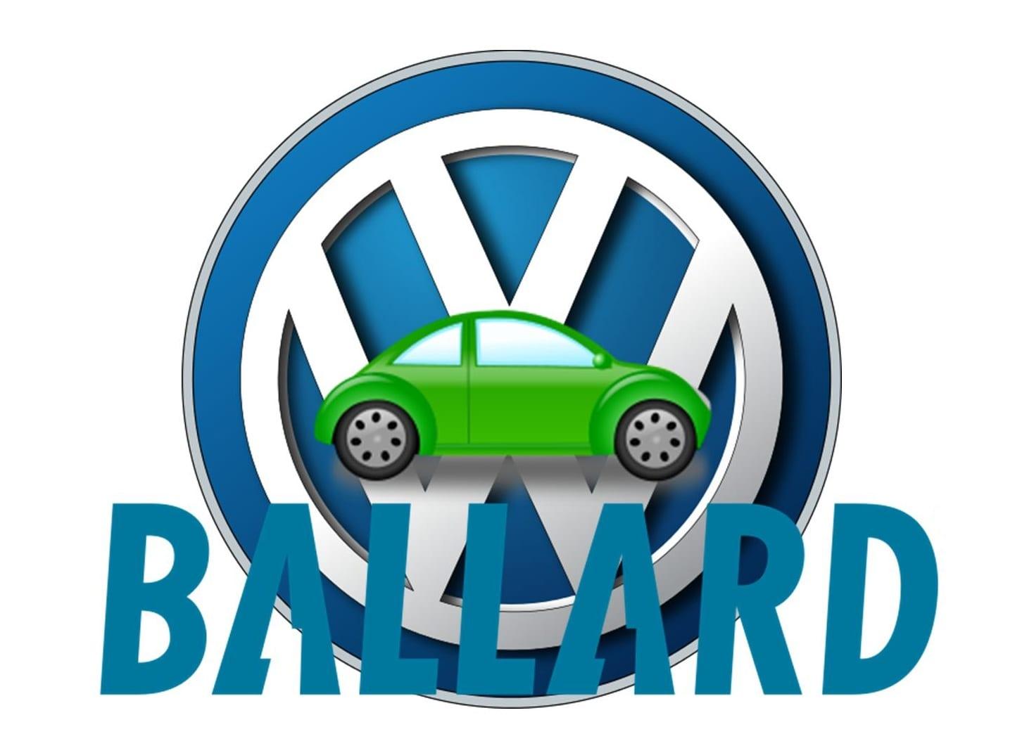 Volkswagen & Ballard - Hydrogen Fuel